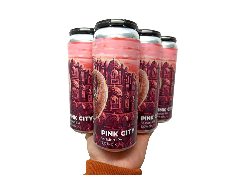 pink 6 pack