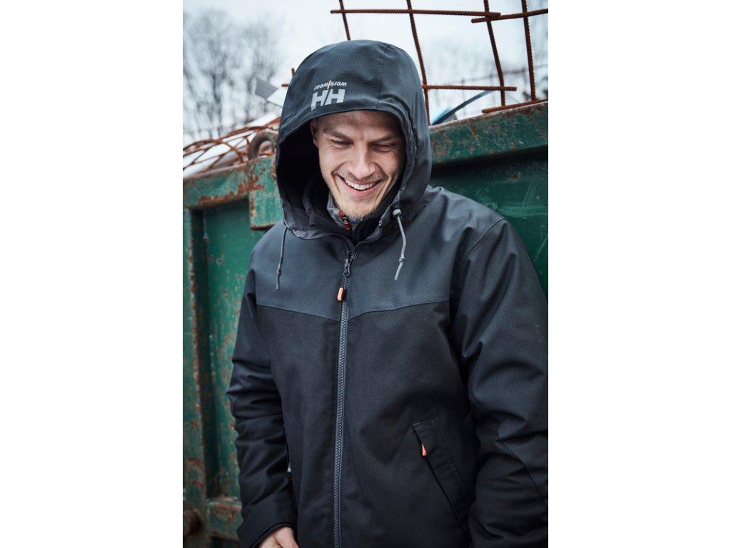 Zimní bunda OXFORD Helly Hansen