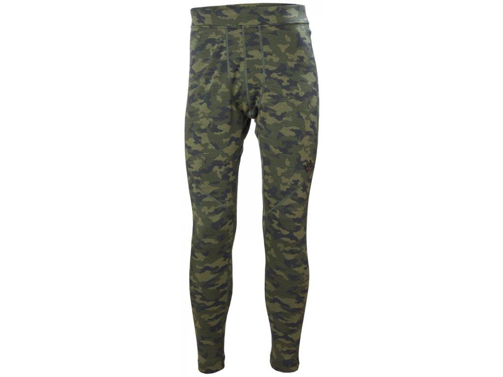 Spodní kalhoty z merina HH LIFA MERINO Helly Hansen