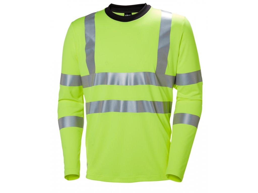 Reflexní triko s dlouhým rukávem Helly Hansen ADDVIS