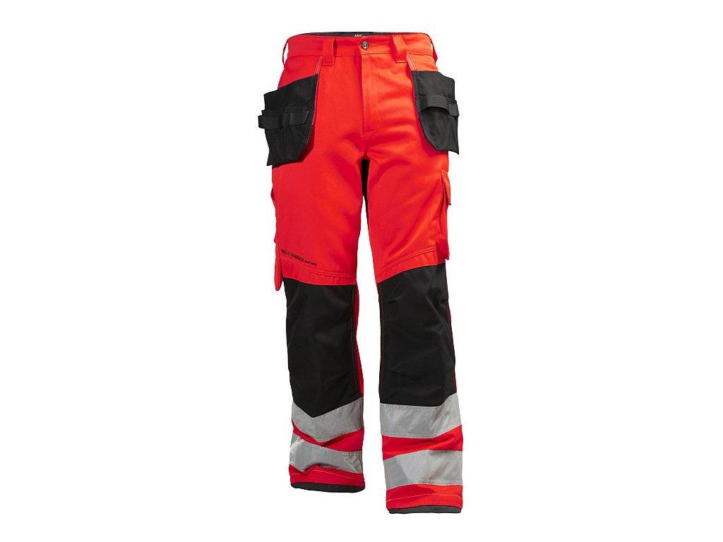 Reflexní řemeslnické kalhoty Helly Hansen Alna CL2 1/4