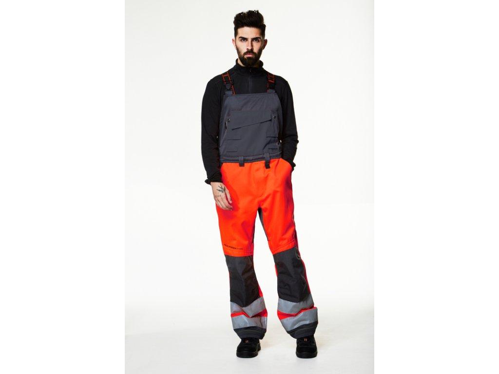 Reflexní laclové kalhoty Helly Hansen Alna