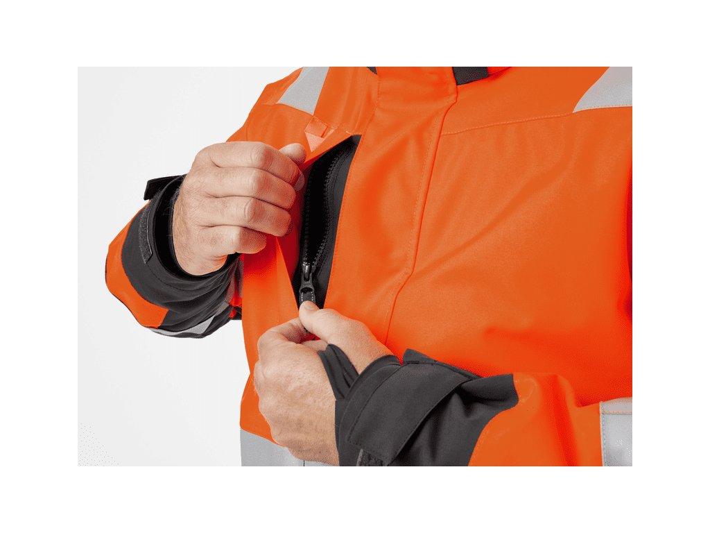 Reflexní zimní bunda Helly Hansen ALNA