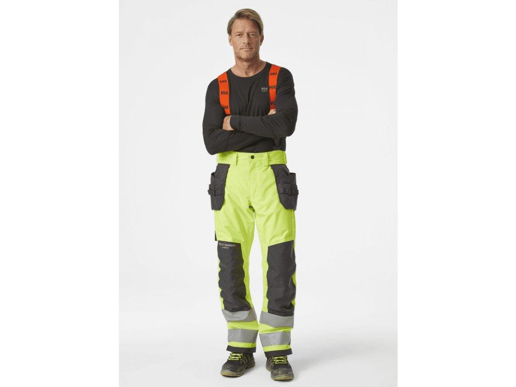 Reflexní zimní kalhoty ALNA 2.0 CL2 Helly Hansen 1/9