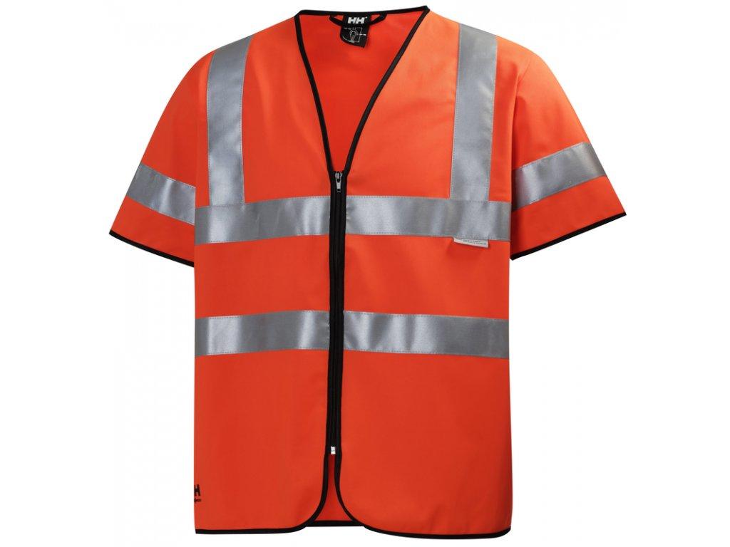 Reflexní vesta s krátkým rukávem Helly Hansen ADDVIS