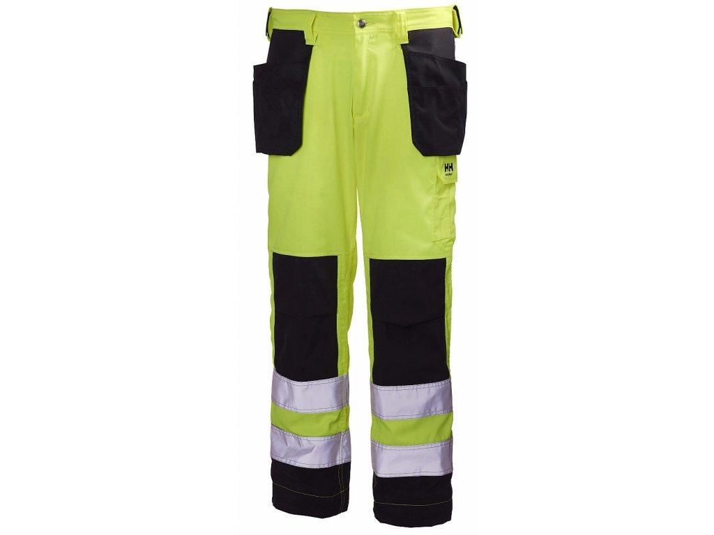 Reflexní řemeslnické kalhoty Helly Hansen ALTA CL2