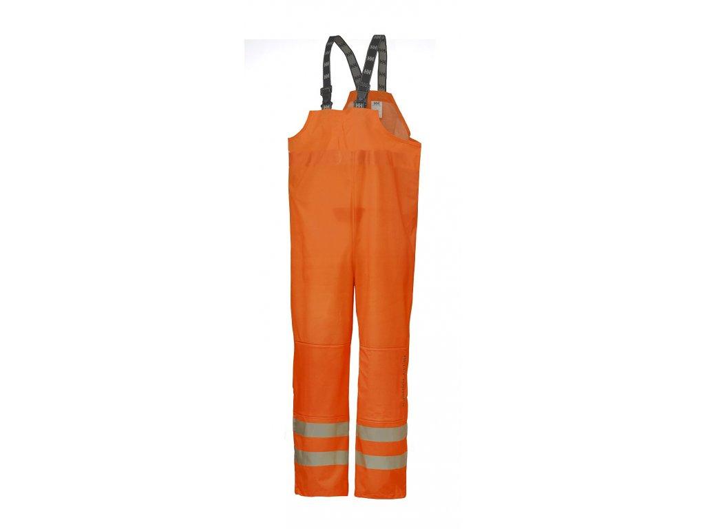 Reflexní laclové kalhoty do deště Helly Hansen NARVIK