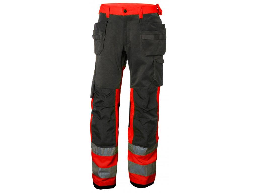 Reflexní řemeslnické kalhoty Helly Hansen ALNA CL1
