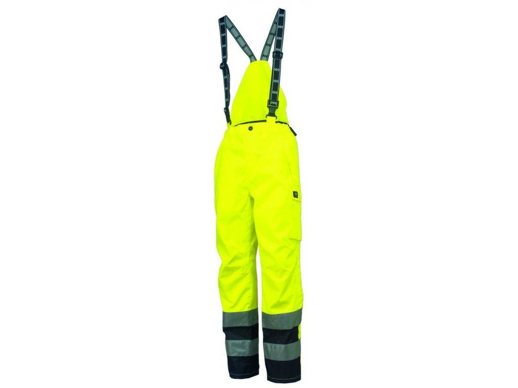 Reflexní zimní kalhoty Helly Hansen POTSDAM zluta