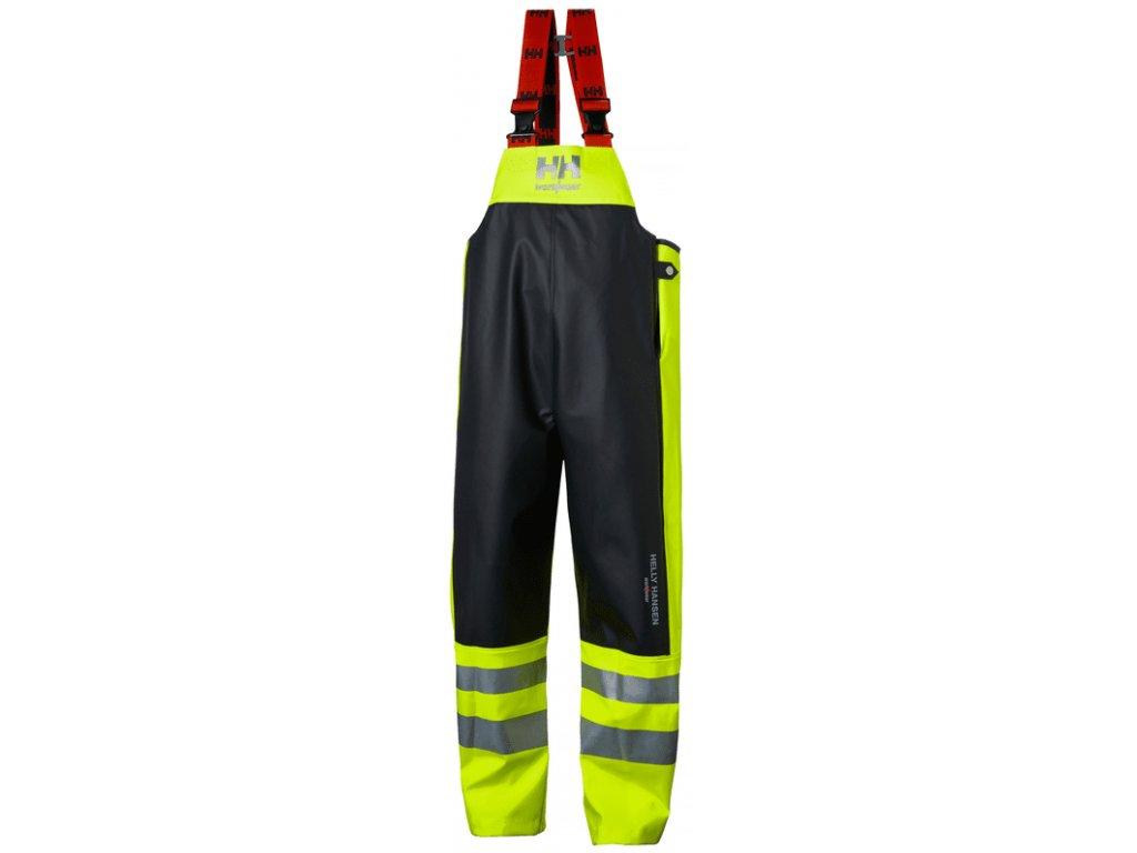 Reflexní laclové kalhoty do deště ALNA RAIN Helly Hansen 1/2