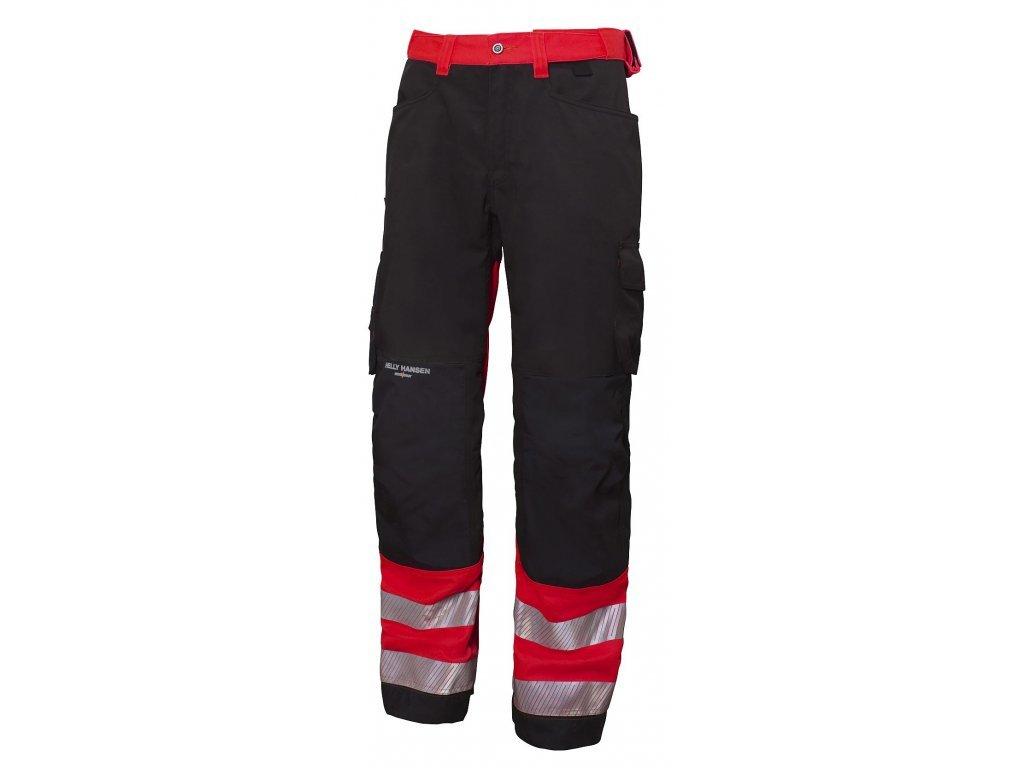 Reflexní řemeslnické kalhoty York CL1