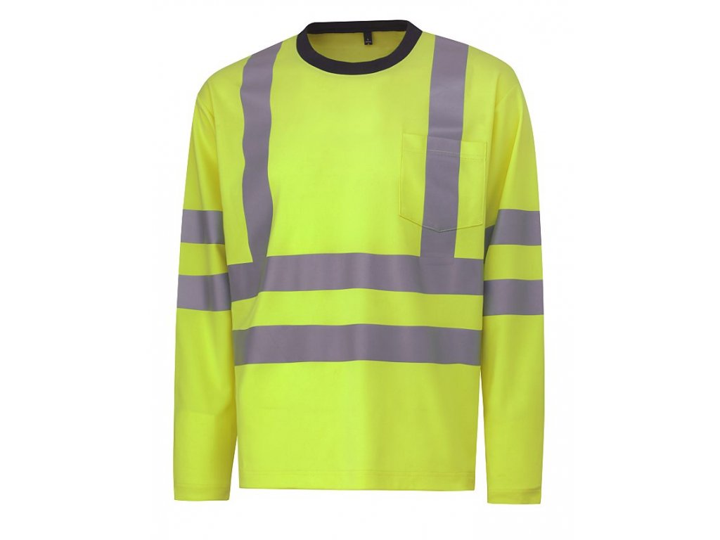 Reflexní tričko Kenilworth s dlouhým rukávem
