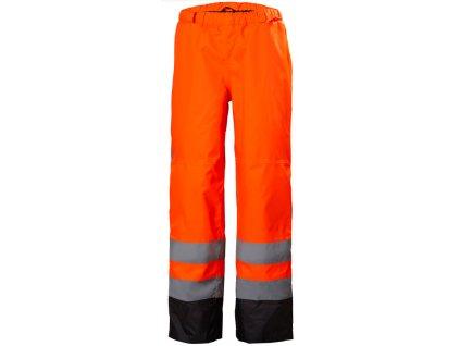 Membránové reflexní kalhoty Helly Hansen ALTA SHELL HV