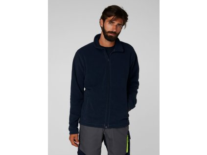 Fleecová bunda OXFORD LIGHT Helly Hansen