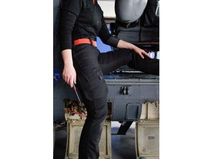 Dámské pracovní kalhoty Luna Service