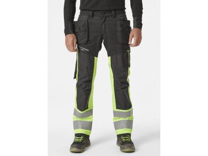 Reflexní řemeslnické kalhoty ALNA 2.0 CL1 Helly Hansen 1/8
