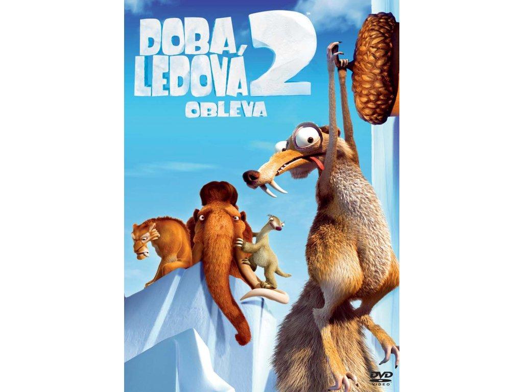 DVD - Doba ledová 2: Obleva
