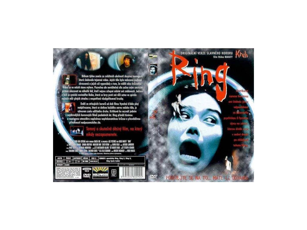 DVD - Kruh / Ring