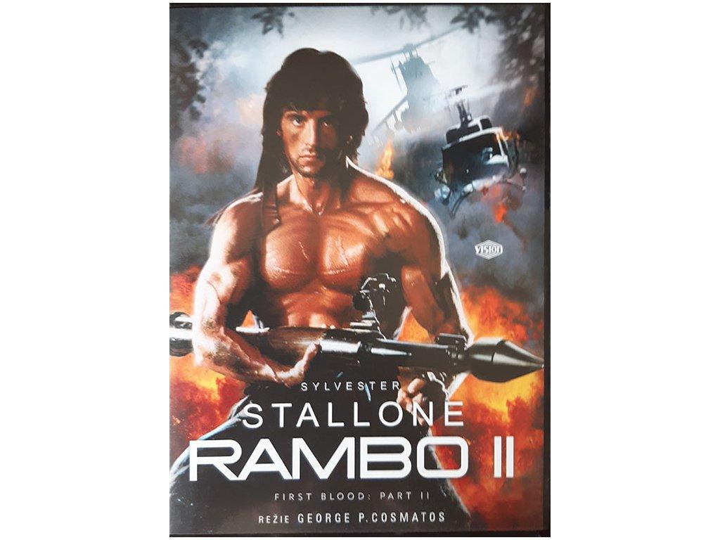 DVD - Rambo II