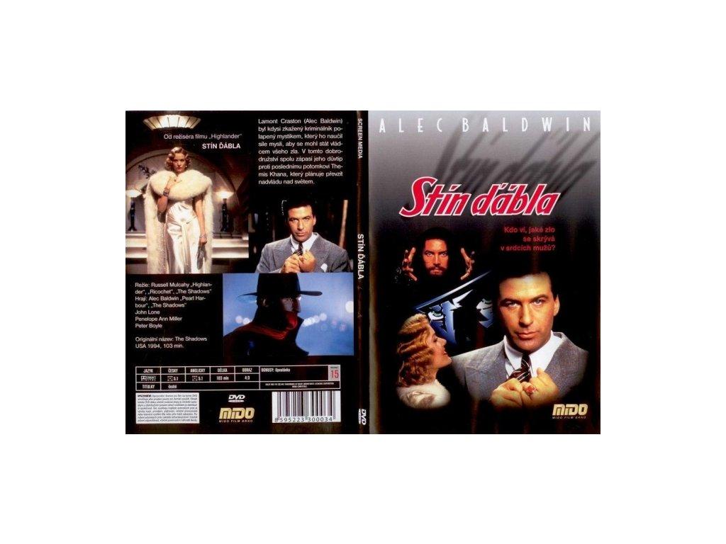 DVD - Stín ďábla
