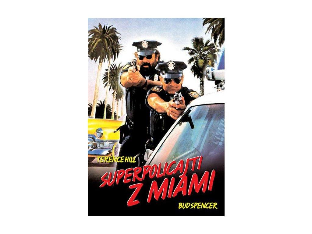 DVD - Superpolicajti z Miami