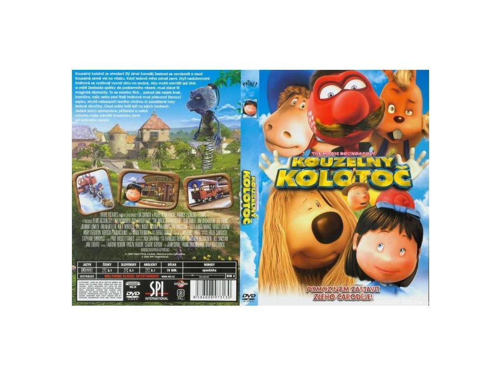 DVD - Kouzelný kolotoč