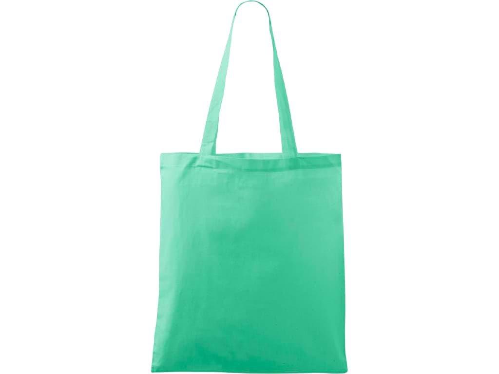 Plátěná taška HANDY - Světle zelená - Help-Man.cz