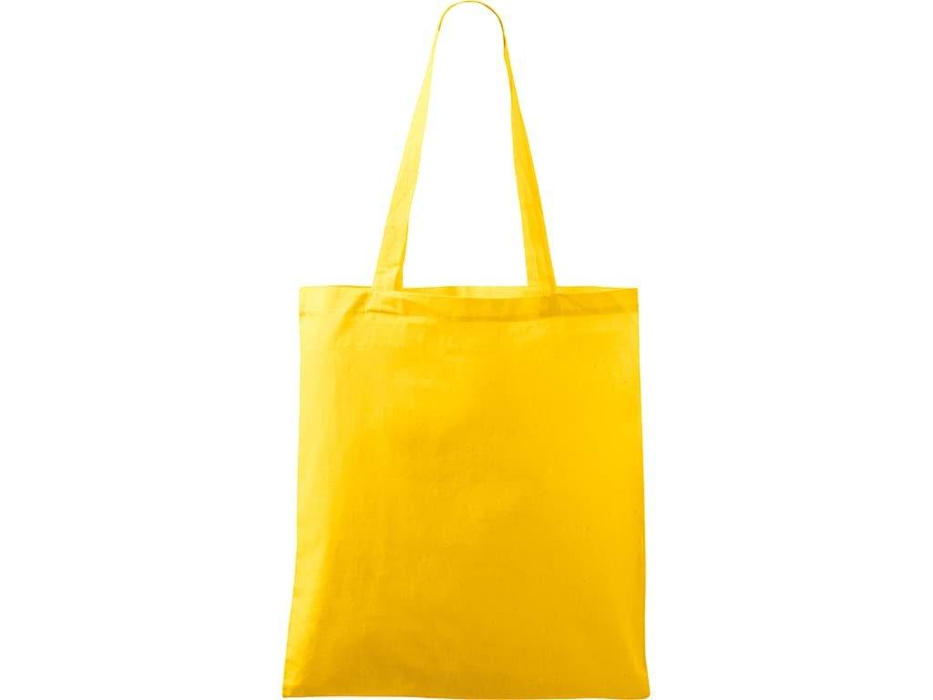 Plátěná taška HANDY - Žlutá - Help-Man.cz