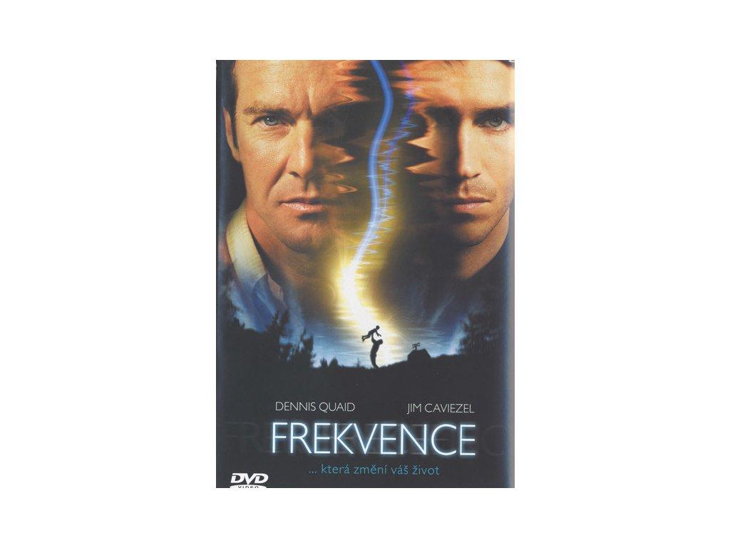 Frekvence DVD