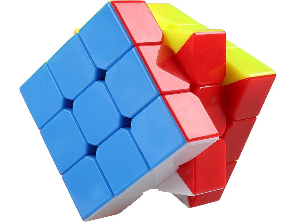 help man cz rubikova kostka 3x3x3 bez nalepek 2