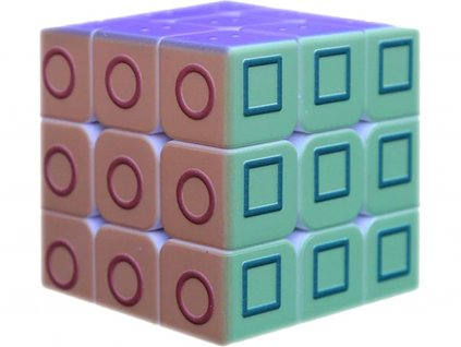 Help Man Rubikova kostka 3x3x3 Pro nevidomé a slabozraké 1
