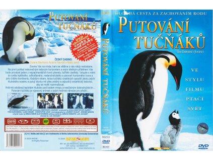 DVD - Putování tučňáků