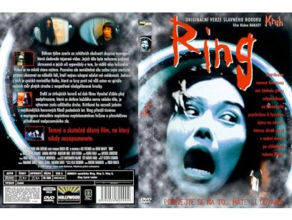 DVD - Kruh / Ring