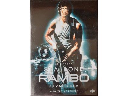DVD - Rambo I