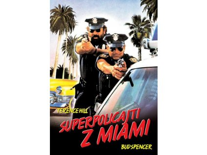 DVD - Superpolicajti z Miami