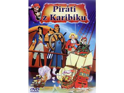 DVD - Piráti z Karibiku