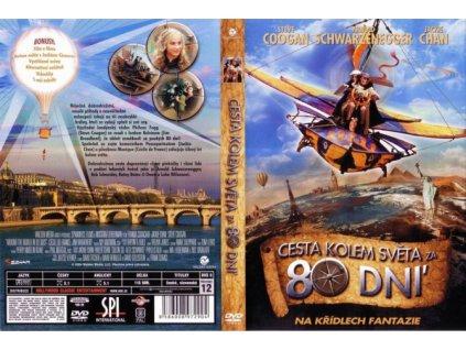 DVD - Cesta kolem světa za 80 dní