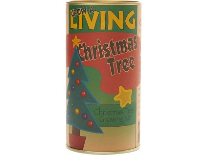 one treee planted christmas tree set