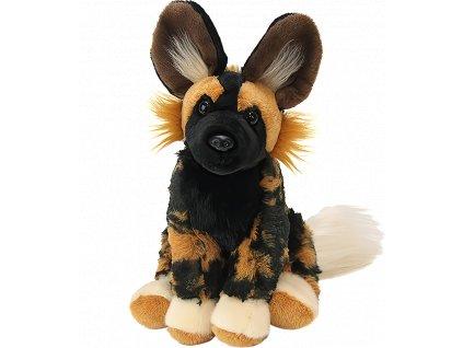 World Wildlife Fund - plyšový pes hyenový