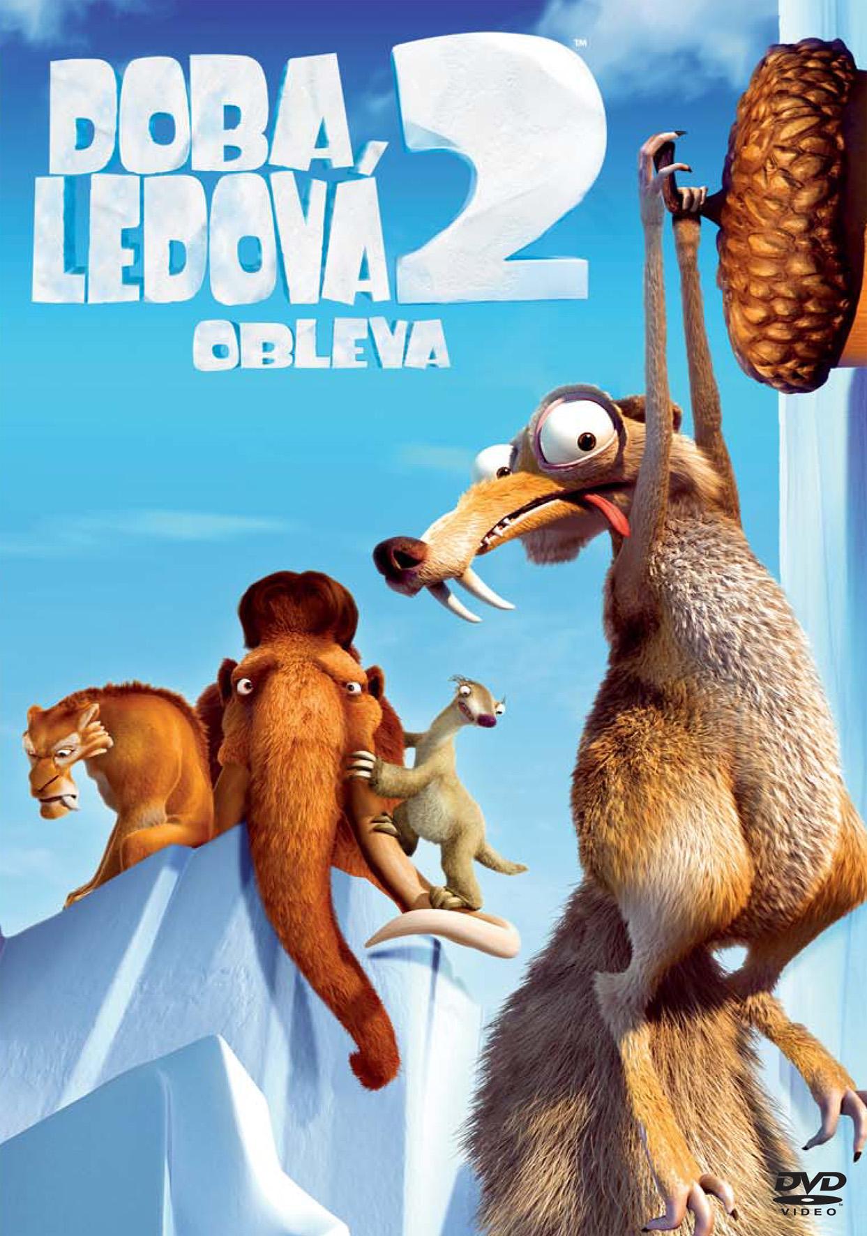 DVD: Doba ledová 2: Obleva