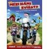 DVD - Mezi námi zvířaty