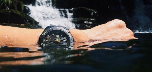 Voděodolnost hodinek