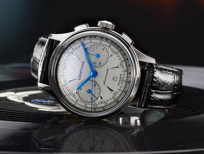DS Chronograph Automatic: Základní pilíř hodinářského umění více než 130 let