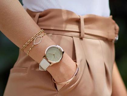 Garmin vívomove3 Luxe - elegantní smatwatch