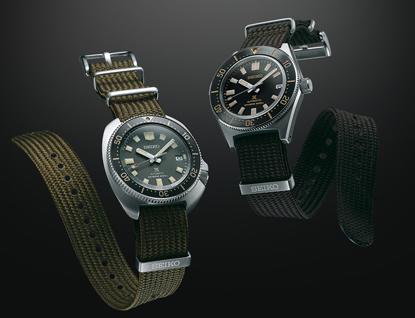 Re-edice potápěčských hodinek Seiko