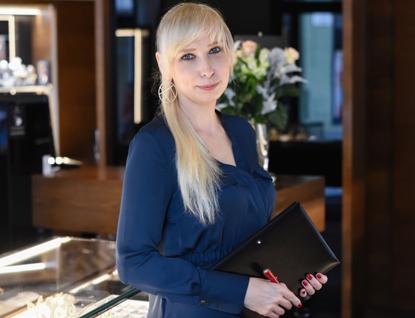 O trendech hodinek s Lenkou Bracháčkovou, manažerkou klenotnictví Helvetia boutique