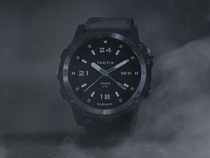 Garmin Tactix Delta- taktické hodinky s neuvěřitelnou výdrží baterie