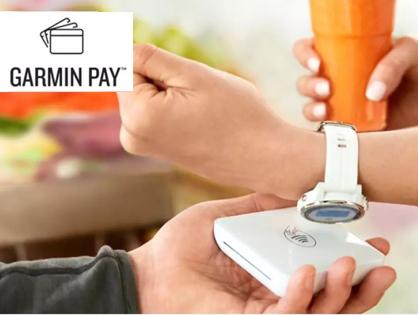 Které banky spolupracují s Garmin Pay™?