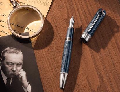 Montblanc nová Edice Spisovatelů: Sir Arthur Conan Doyle