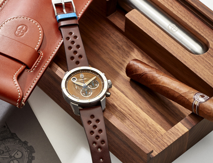 Bohematic: výrobní proces hodinek